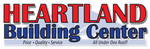 Heartland Building Center logo