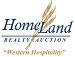 HomeLand Realty & Auction logo
