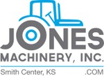 Jones Machinery INC logo