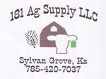 181 Ag Supply, LLC logo