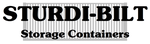 STURDI-BILT Storage Containers logo