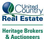 United Country | Heritage Brokers & Auctioneers logo