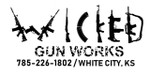 Wicked Gun Works  logo