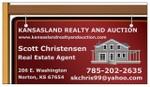 Scott Christensen @ Kansland Realty & Auction logo
