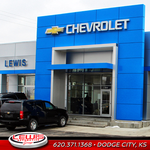 Lewis Chevrolet of Dodge City logo