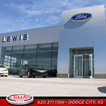 Lewis Ford of Dodge City logo