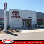 Lewis Toyota of Dodge City logo