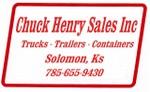 Chuck Henry Sales, Inc. logo