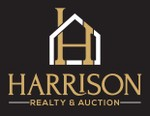 Harrison Realty & Auction logo