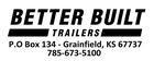 Better Built Trailers logo