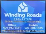 WINDING ROADS REAL ESTATE logo