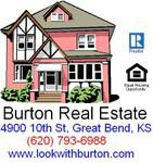 Burton Real Estate logo