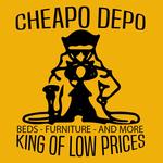 Cheapo Depo logo
