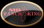 MB Ranch King Blinds/Oberlin ks logo
