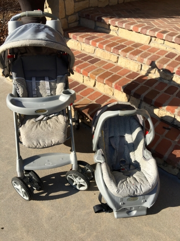 Graco Stroller And Infant Seat Combo Nex Tech Classifieds
