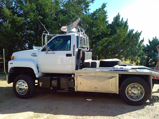 1995 GMC TOPKICK 2 TON TRUCK PRICE REDUCED