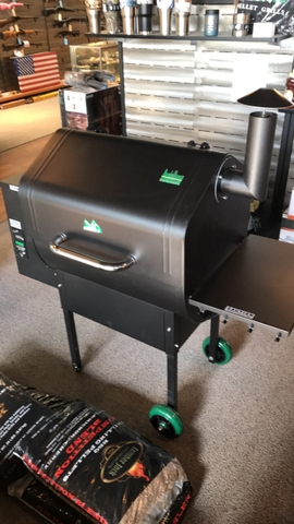 SOLD - Daniel Boone Green Mountain Grills on Sale