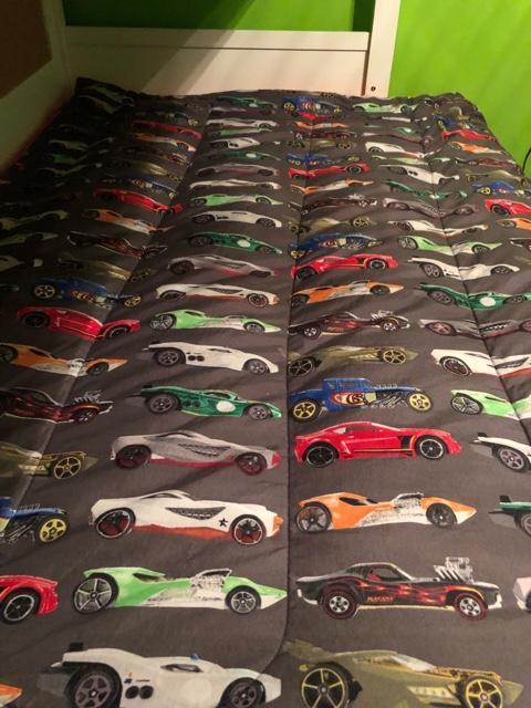 Hot Wheels Race Car Bedding Set Plus More!