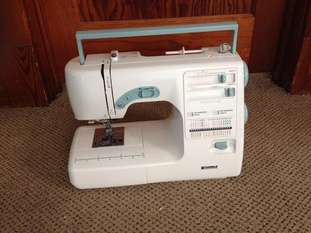 Kenmore Sewing Machine Model 4040 NexTech Classifieds Fascinating Kenmore Sewing Machine Help