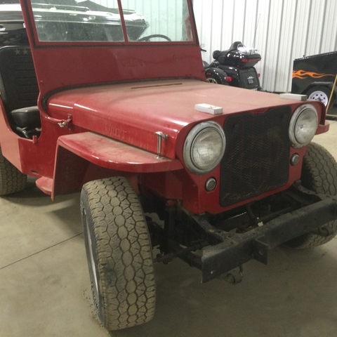 Willys Jeep For Sale >> 1946 Willys Jeep