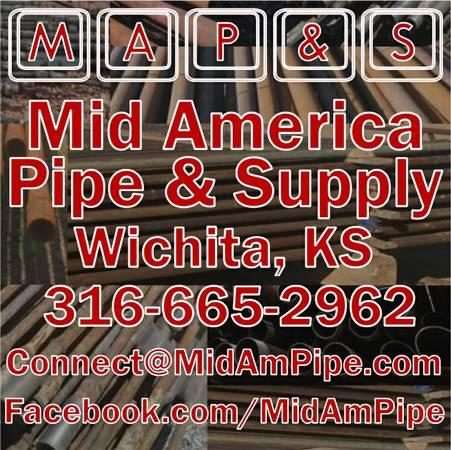 Pre-Cut 8' Fence Posts! Oilfield Tubing! Prices Reduced
