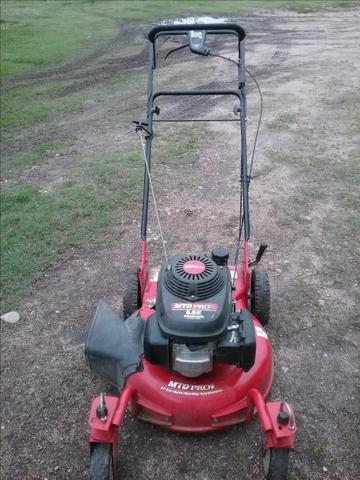 Mtd Pro Self Propelled Lawnmower