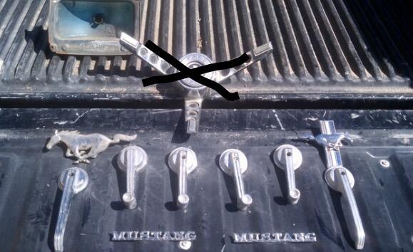 66 Mustang Parts >> 1966 Mustang Parts