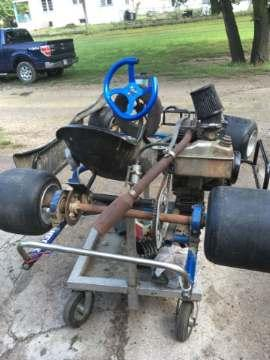 Racing go kart ENGINE ONLY