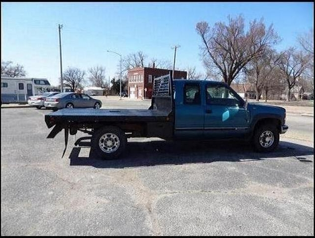 Sold 1998 Chevy 2500 4x4