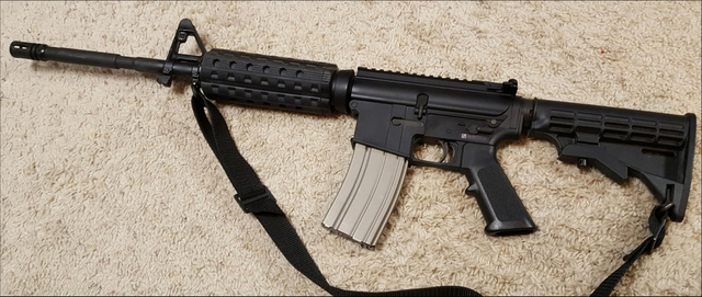 SOLD - Bushmaster AR-15 223/556 for sale