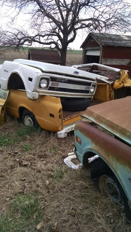 67 72 Chevy Truck Parts >> 67 72 Chevy Parts Nex Tech Classifieds