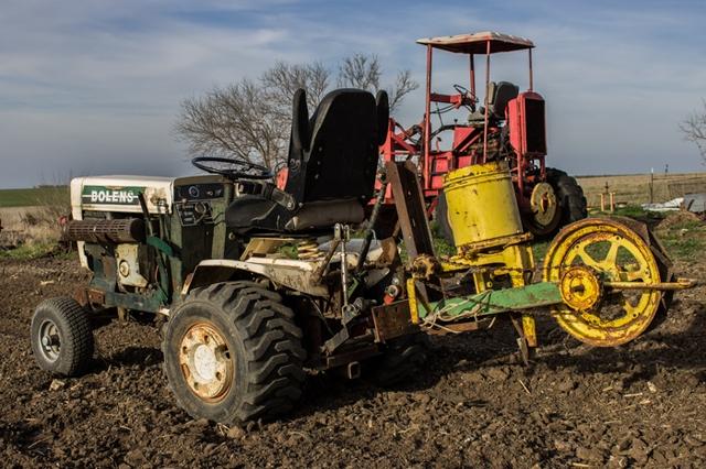 John Deere 3 Pt Single Row Corn Planter Nex Tech Classifieds