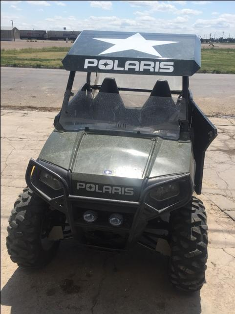 2009 Polaris Rzr 800 Green Nex Tech Classifieds