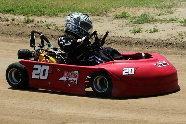 2008 Legend Optima Go Kart