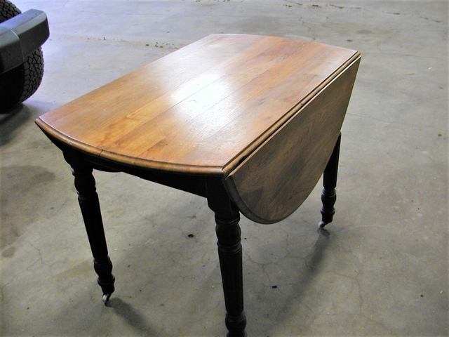 Antique Drop Leaf Table >> Vintage Drop Leaf Table Antique Nex Tech Classifieds