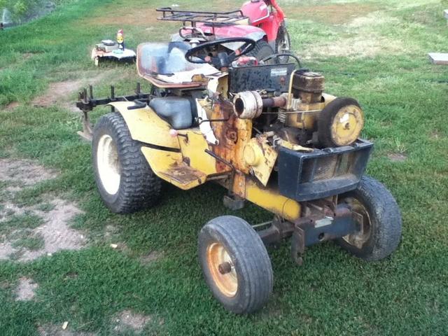 Wtb Old Sears Garden Tractors Nex