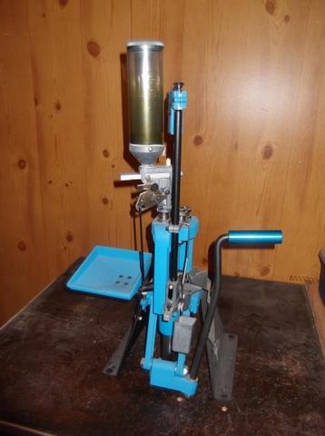 Dillon Blue Press Model RL 550 B-Reloader - Nex-Tech Classifieds