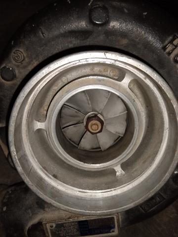 Holset hx35 57 mm turbo off of 1998 Dodge Cummins