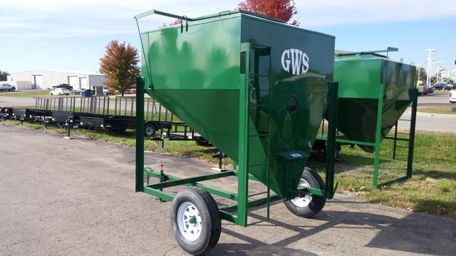 Bulk Grain Bins Portable and Stationary