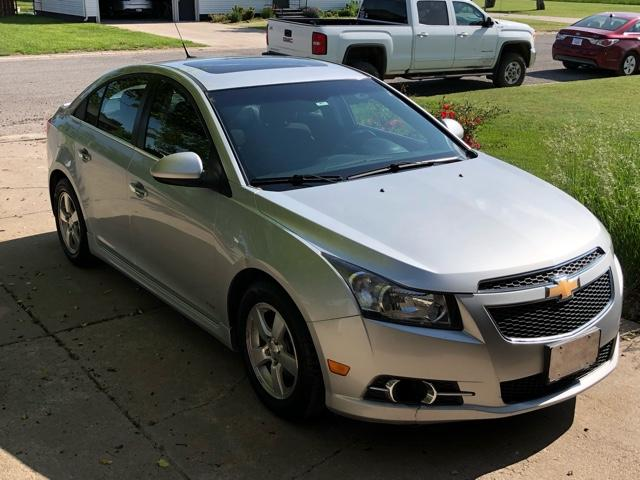 Chevy Cruze Lt >> Sold 2012 Chevy Cruze Lt Rs Package