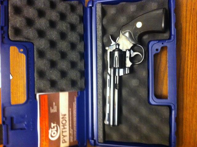 WTB COLT SNAKE GUNS - Nex-Tech Classifieds