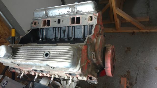 4 bolt main 350 engine