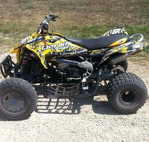 Can Am Ds 450 >> Canam Ds 450