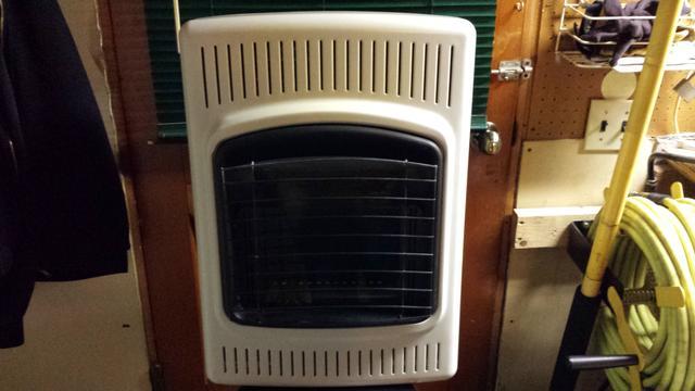 20 000 Btu Comfort Glow Blue Flame Heater Nex Tech Classifieds