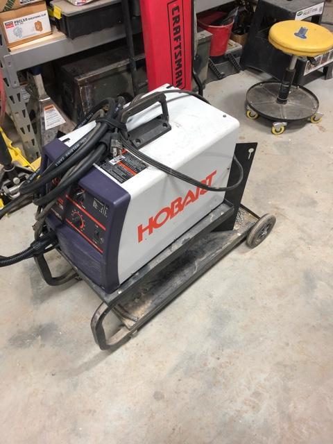 Hobart 135 handler wire welder - Nex-Tech Classifieds