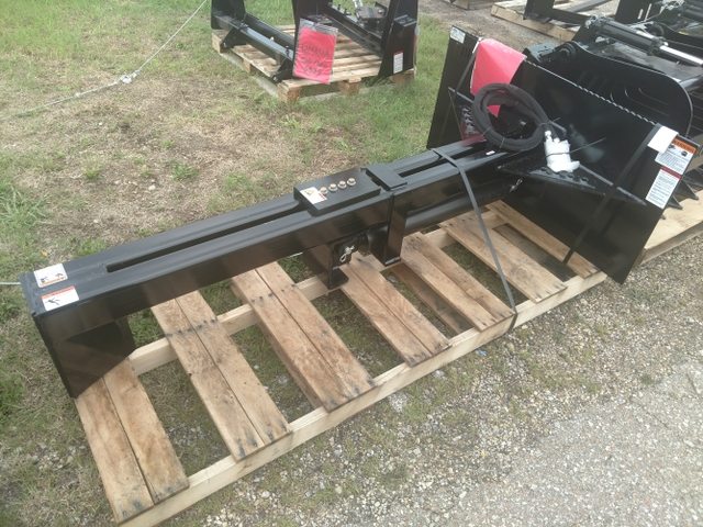 Berlon Skid Steer Attach Log Splitter Nex Tech Classifieds