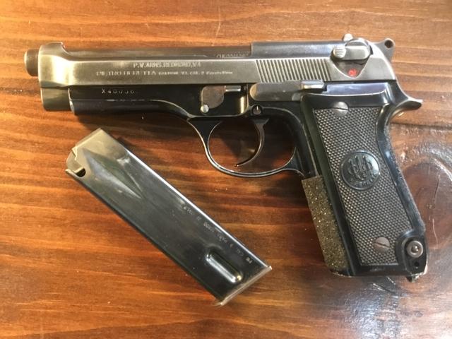 SOLD - Beretta 92S