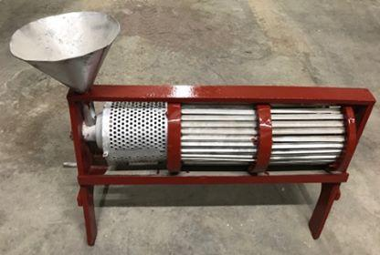 Antique Corn Grader And Seed Cleaner