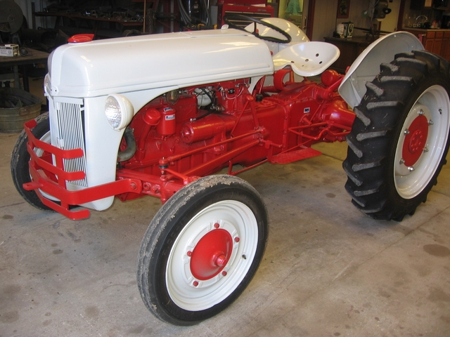 9n Ford Tractor >> 9n Ford Tractor Price Reduced To 4 500