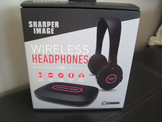 Sharper Image Wireless Headphones Nex Tech Classifieds